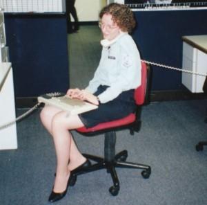 Laura DeCrescenzo in 1996