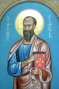 St Paul of tarsus