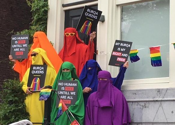 Burqa Pride